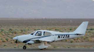 Toyota TA1 light aircraft