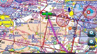 Runway HD 2.5 CAA chart