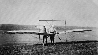 Percy Pilcher Hawk 1899