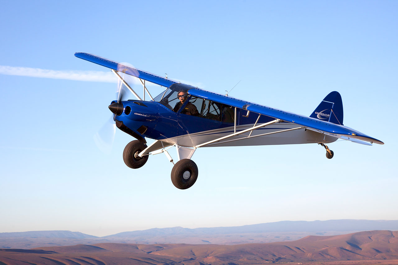 Cubcrafters introduces new Carbon Cub EX-2 - FLYER