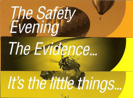 GASCo Safety Evenings