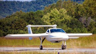 Commuter Innovator aircraft