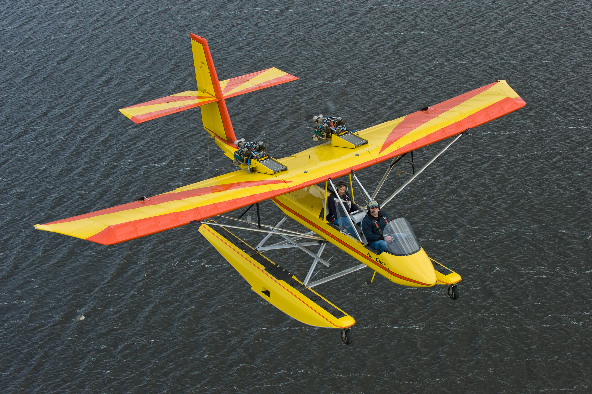 AirCam Gen-3 Boasts More Power - Plane & Pilot Magazine