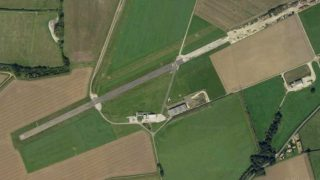 Old Buckenham airfield
