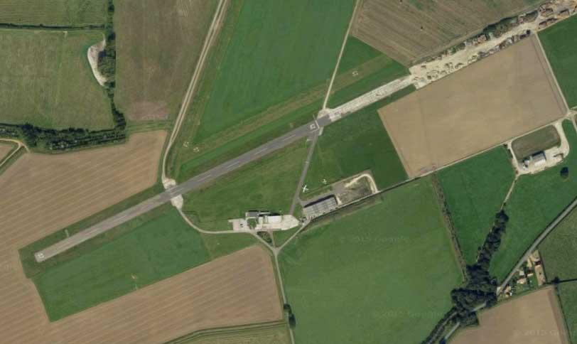 Old Buckenham airfield