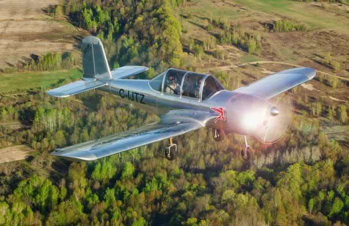 SAM aircraft Zenith Zenair