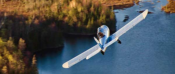 SAM Aircraft lives on with Zenith - FLYER