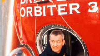 Brian Jones Breitling Orbiter
