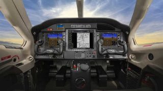 Daher TBM 900 2016 cockpit