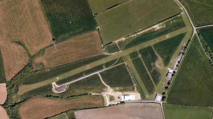 Eaglescott Airfield