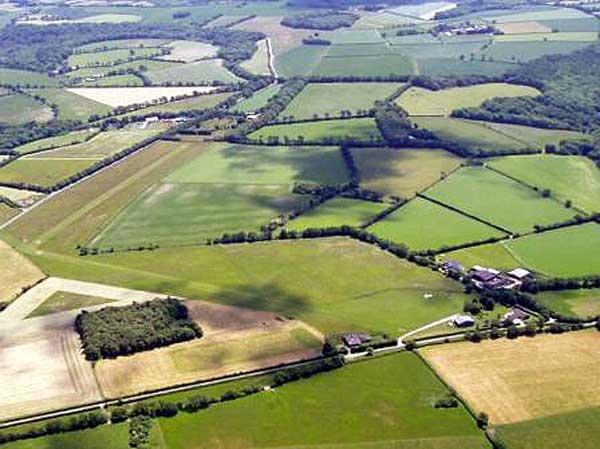 Farway Common airfield