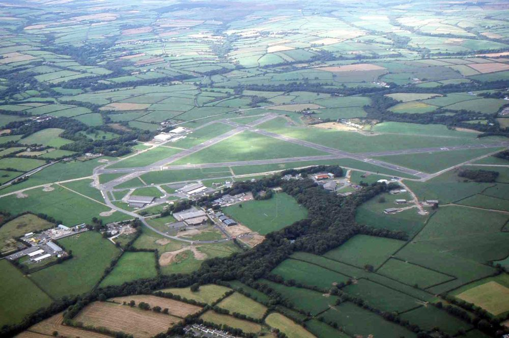 Haverfordwest Airfield