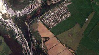 Porthtowan airfield