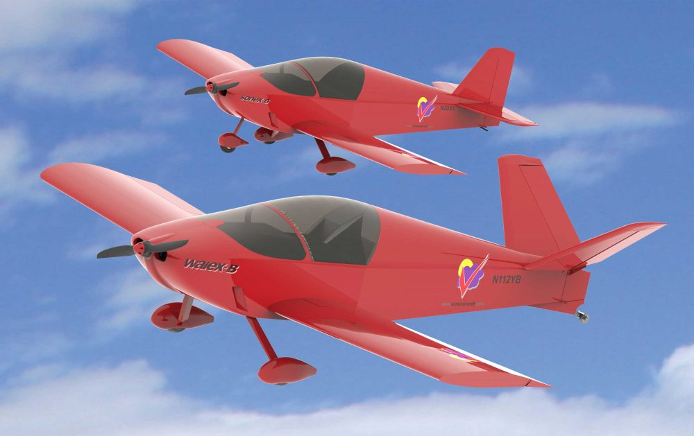 Sonex announces bigger B-Model kitplanes - FLYER