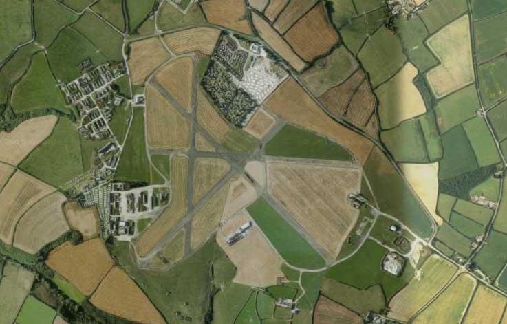 St Merryn Airfield