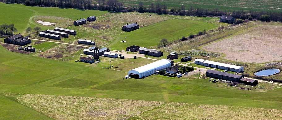 Stow Maries WW1 airfield