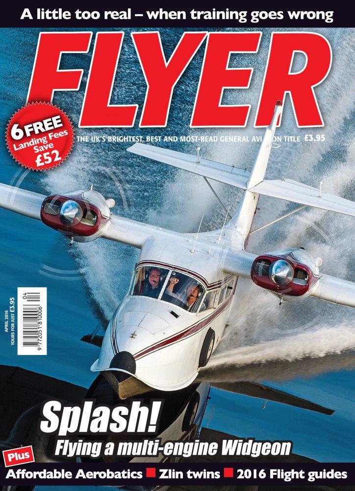 FLYER magazine April 2016