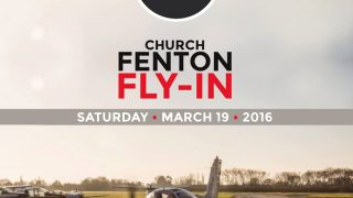 Church Fenton Leeds East fly-in