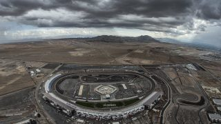 Las Vegas Motor Speedway Red Bull Air Race