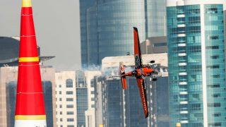 Nicolas Ivanoff winner Abu Dhabi round of 2016 Red Bull Air Race World Championship