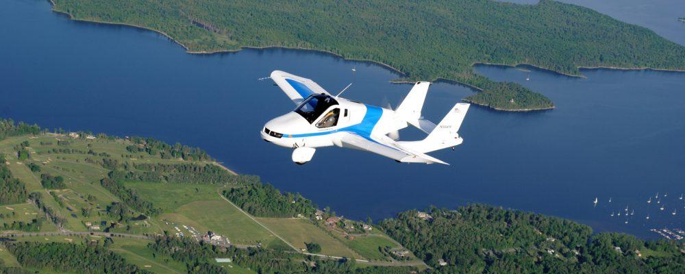 Terrafugia FAA Part 23