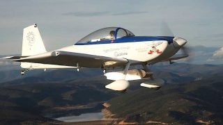 Michel Gordillo Sky Polaris RV8