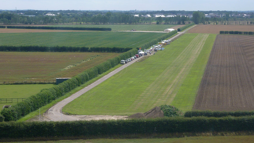 Boxted Airfield Suffolk