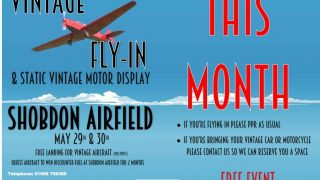 Shobdon vintage fly-in