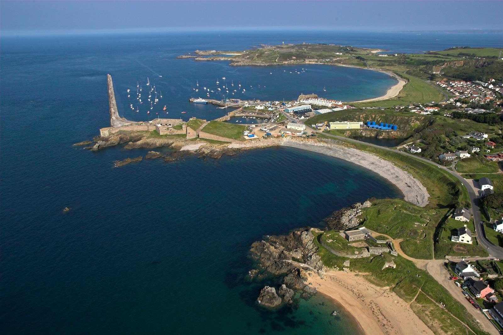 Alderney Channel Islands