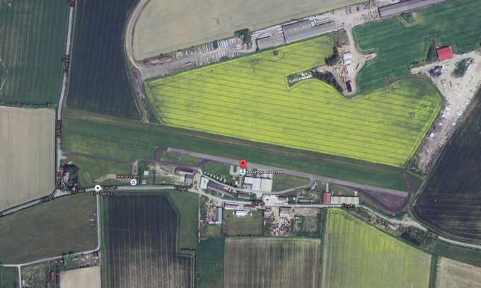 Breighton Airfield