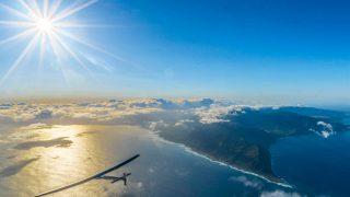 Solar Impulse Hawaii