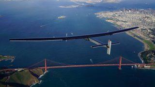 Solar Impulse San Francisco