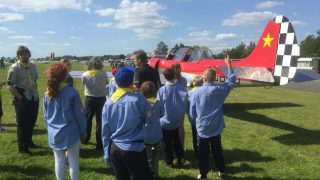 Youth Aviation Day Husbands Bosworth