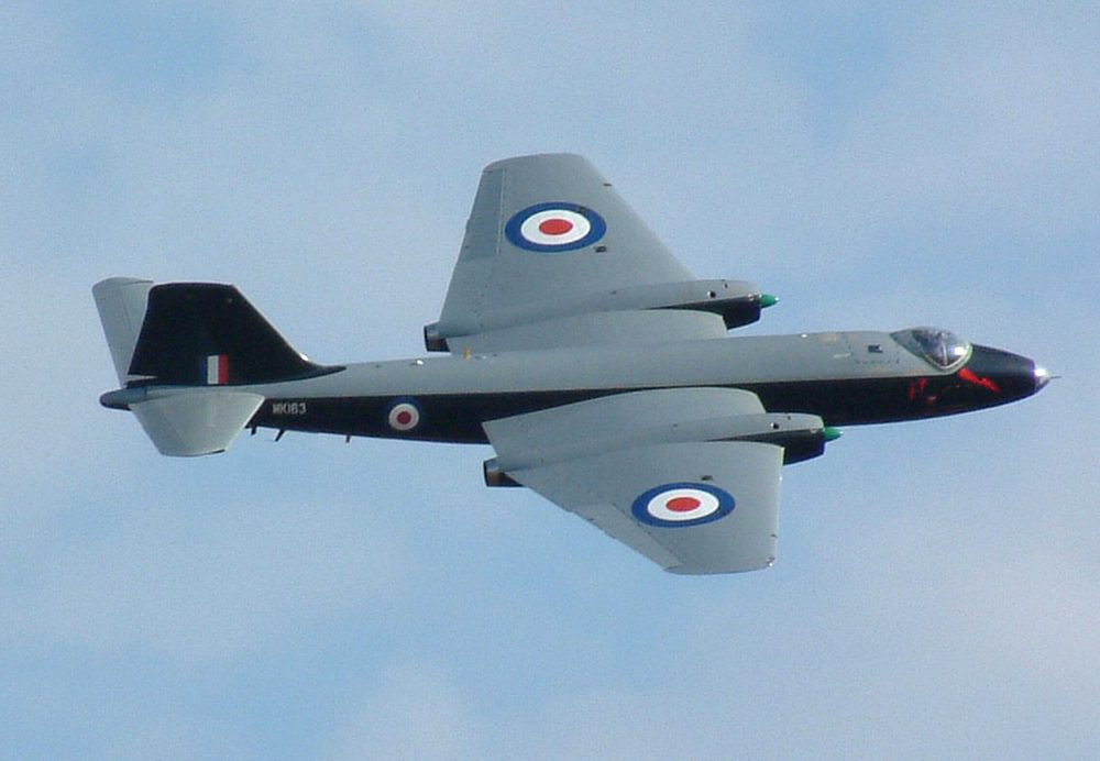 Record Setting Canberra To Be Restored To Flight Flyer