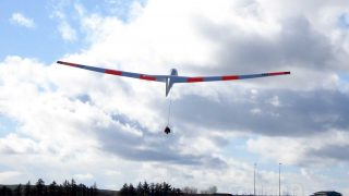 RAF air cadets gliding Viking
