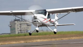 Remos GXiS maiden flight