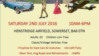 Blackmore Vale Revival Day 2016 Henstridge