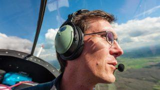 David Clark One-X headset