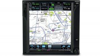 Garmin GTN 750 VFR European charts