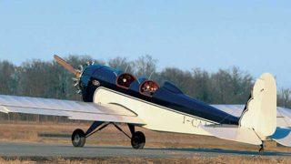 Locamp kitplane