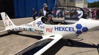 Luminati solar electric aircraft