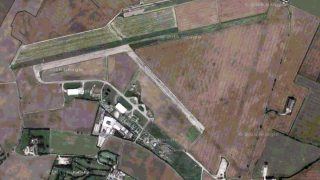 Strubby airfield for sale