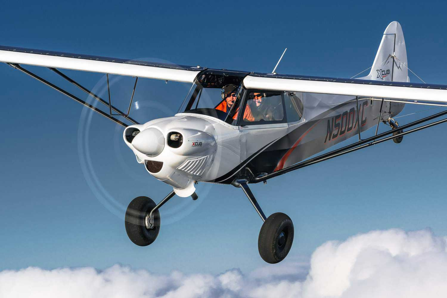 Cubcrafters Certifies New Flagship 145mph Xcub Flyer