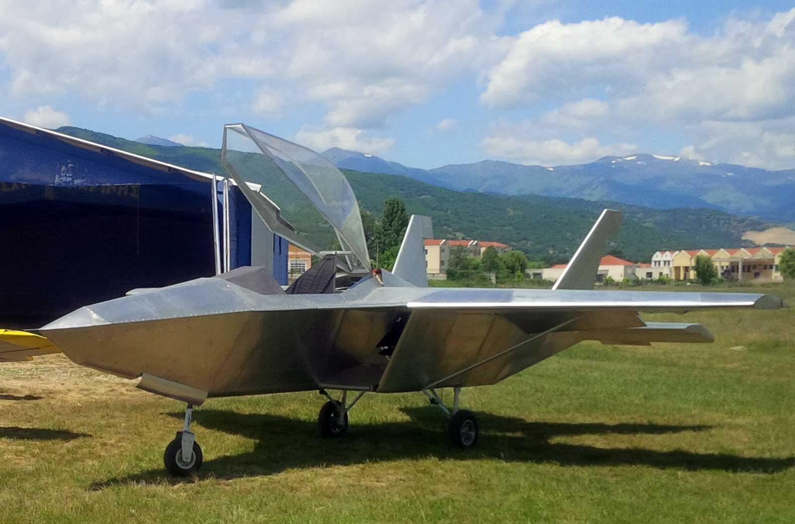 G-Aerosports Archon SF/1 SSDR