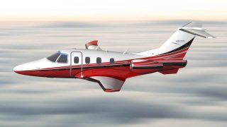 ONE Aviation Eclipse jet Project canada