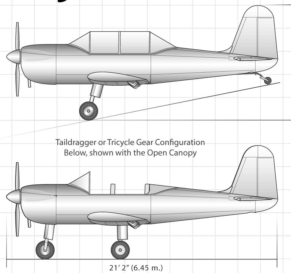 Zenith announces new SAM-EX kitplane - FLYER