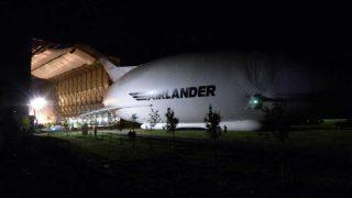 Airlander 10 Cardington