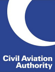 Civil Aviation Authority CAA logo