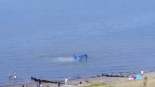Pilot ditches off Herne Bay