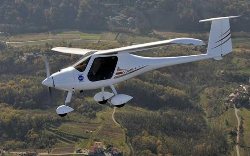 Pipistrel aircraft